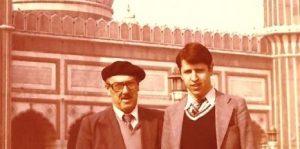Inde Etienne et Clément à New Delhi